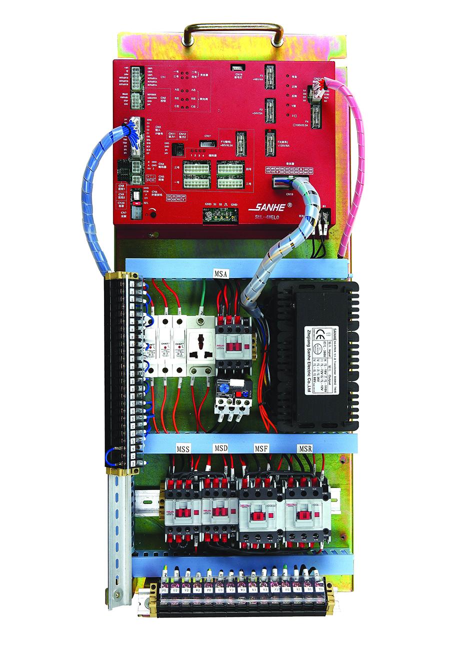 SHL-2/3/4W织机控制系统